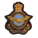 Canadian Air Force Royal Badge