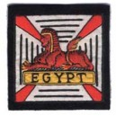 Egypt Pocket Embroidery Badge