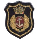 Navy Force Pocket Embroidery Badge