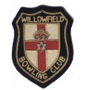 Willowfield Pocket Embroidery Badge