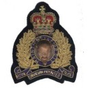 Royal Canadian Mounted Police Embroidery Badge