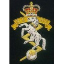 Regimental Pocket Embroidery Badge