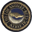 The Los Angeles Pocket Embroidery Badge