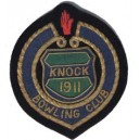 Knock 1911 Pocket Embroidery Badge
