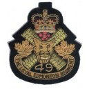 49 Regiment Embroidery Badge