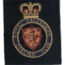 Royal Caledonia Embroidery Badge