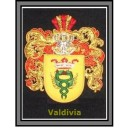 European Coat of Arms Embroidered