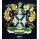 Spanish Family Coat of Arms Embroideries