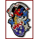 Scottish Clan Crest Embroidered Blazer Badge