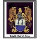 English Family Coat of Arms Embroideries