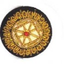 Hand Embroidery Fashion Badge