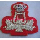 Band Master Arm Badge